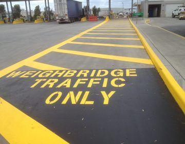 Weigh-Bridge-Line-Marking
